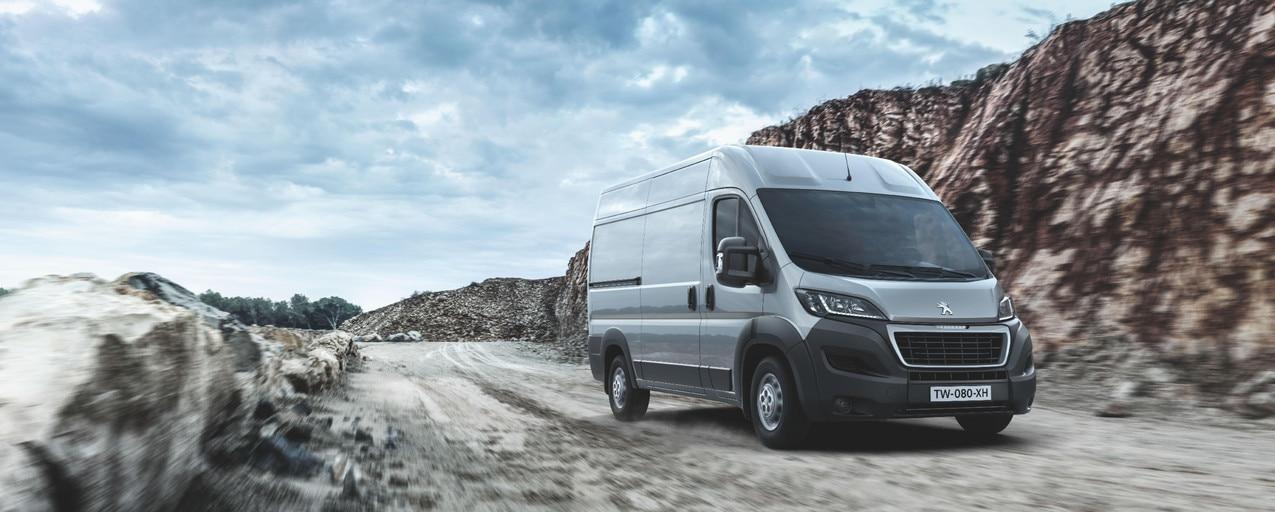 Peugeot Boxer Grip - Voor rijden op moeilijk begaanbare wegen