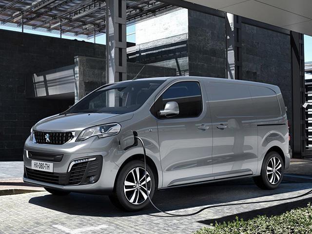 Peugeot e-Expert -de Expert in het elektrische bedrijfsautosegment