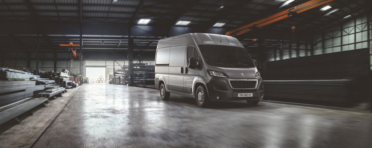 Peugeot Boxer - Ontdek operational lease-aanbod Free2Move Lease