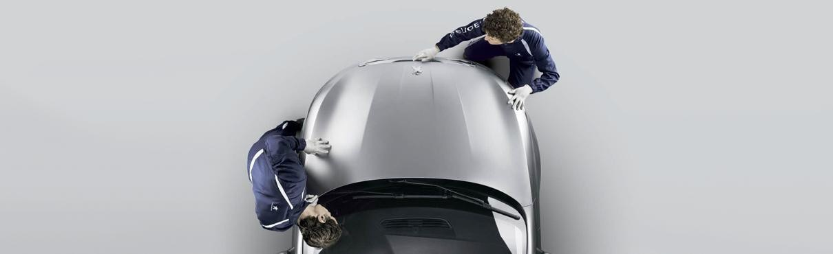 Peugeot Professional - Financiering en Services