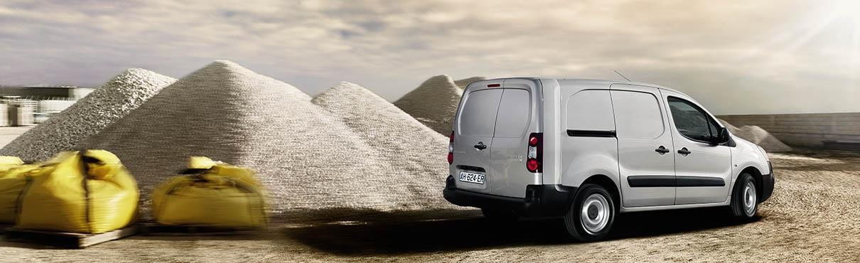 Peugeot Professional Bedrijfsauto's op maat