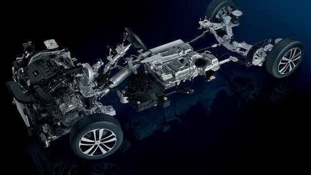 Peugeot Traveller Business - modulaire platform EMP2