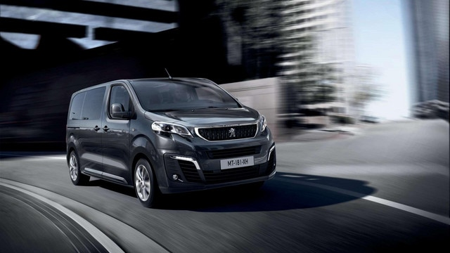 Peugeot TRAVELLER BUSINESS – Snelheidslimietindicatie- en snelheidsadviessysteem