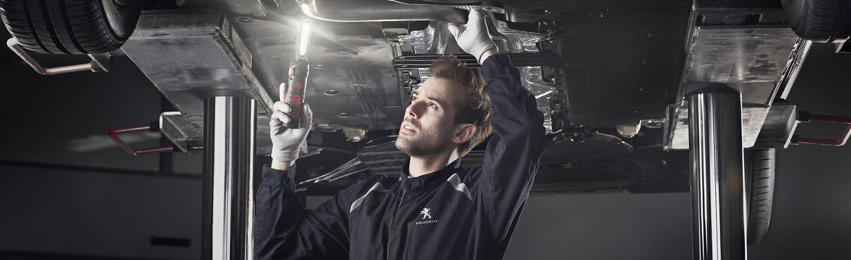 Peugeot Bedrijfsauto's - Aftersales van Peugeot Professional