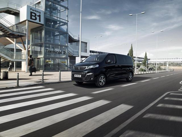 Peugeot TRAVELLER BUSINESS – Elegante voorzijde