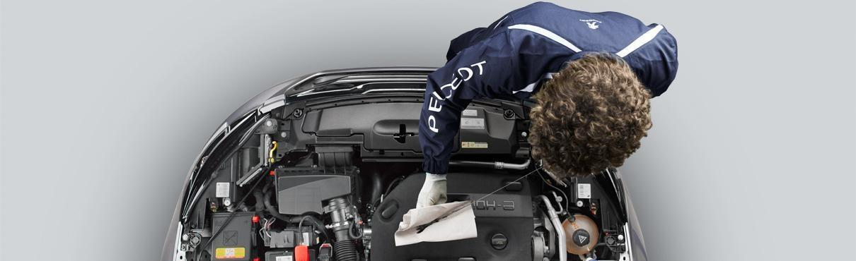 Peugeot Bedrijfsauto's - Onderhoudspakketten en Aftersales-Services
