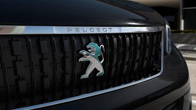 Nieuwe Peugeot e-TRAVELLER BUSINESS - Dichroïsche leeuw vóór