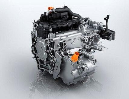 Nieuwe Peugeot e-TRAVELLER BUSINESS - Elektromotor