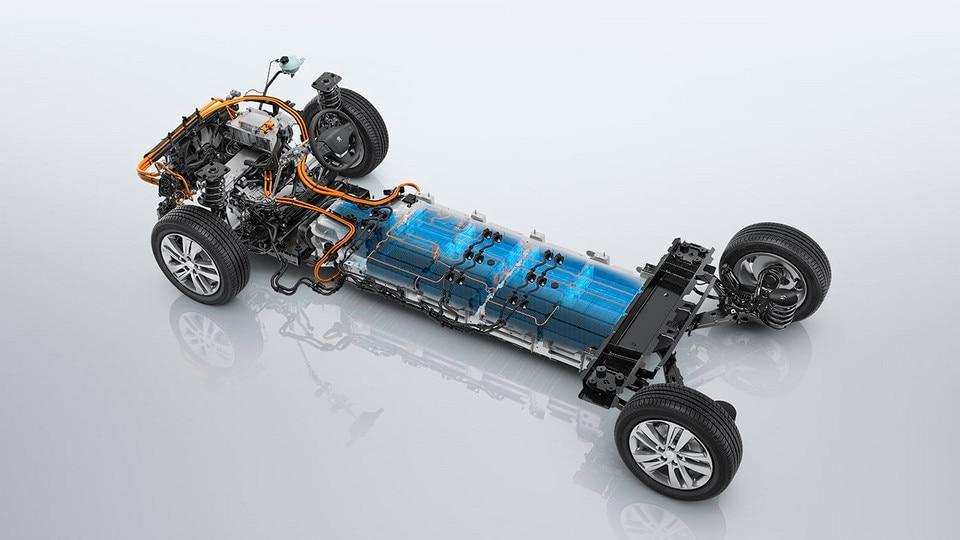 Nieuwe Peugeot e-TRAVELLER BUSINESS - Krachtige tractiebatterij met een actieradius van tot wel 330 km