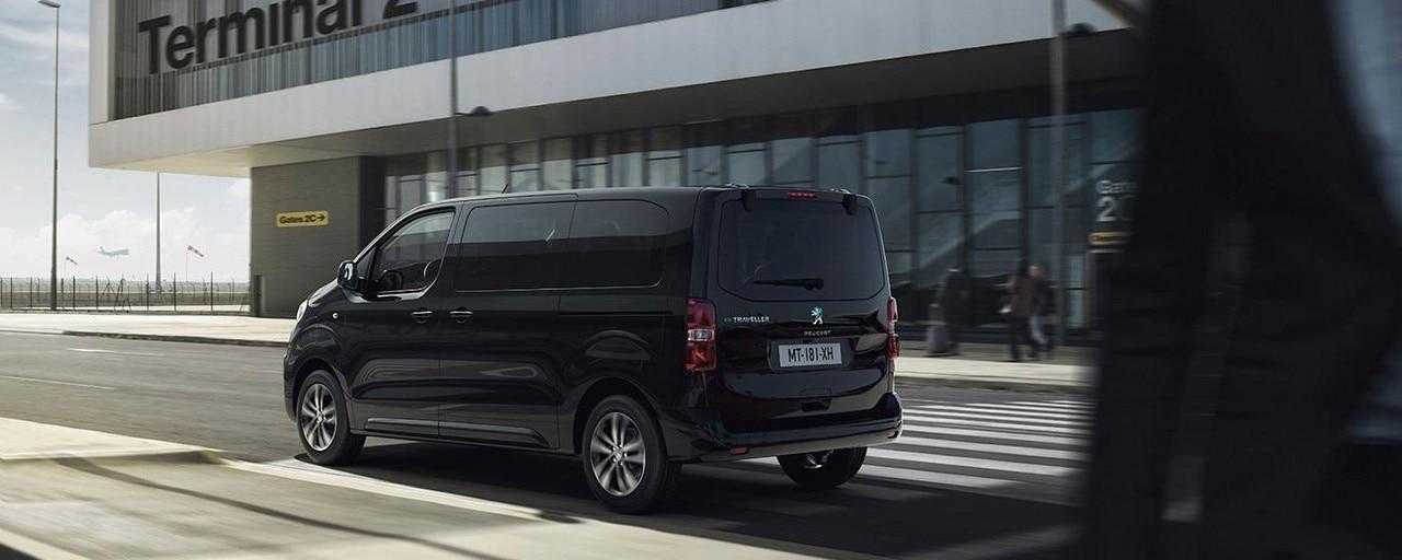 Nieuwe Peugeot e-TRAVELLER BUSINESS - Voordelen elektrische aandrijflijn