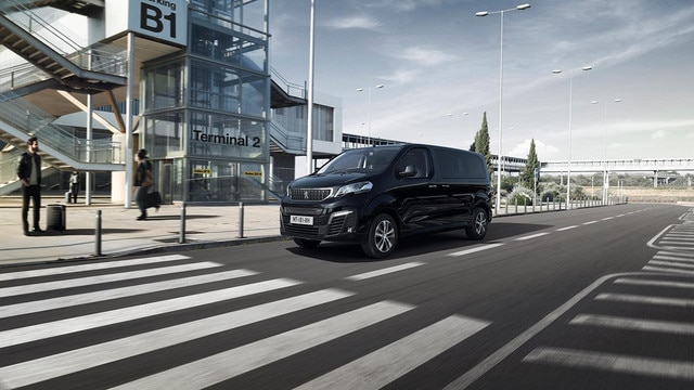 Nieuwe Peugeot e-TRAVELLER BUSINESS - Remmodi