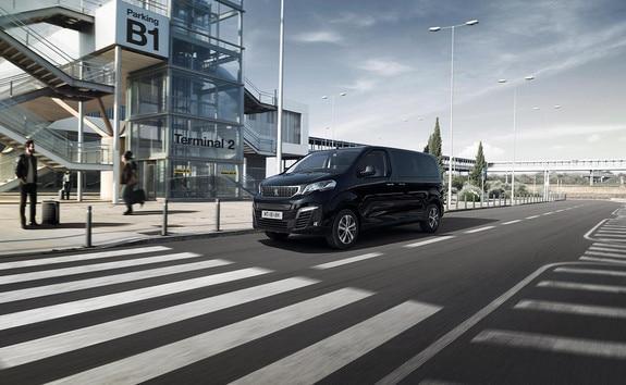 Nieuwe Peugeot e-TRAVELLER BUSINESS - Remmodi
