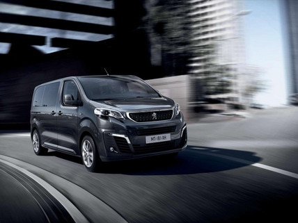 Nieuwe Peugeot e-TRAVELLER BUSINESS - Mobility Pass
