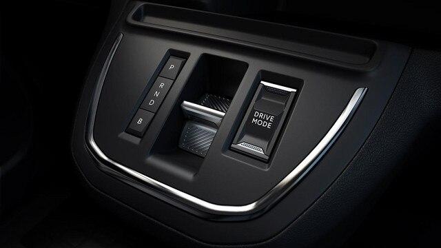 Nieuwe Peugeot e-TRAVELLER BUSINESS - Bediening rijmodi