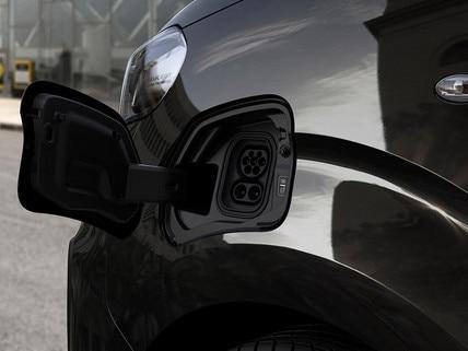 Nieuwe Peugeot e-TRAVELLER BUSINESS - Klep laadaansluiting