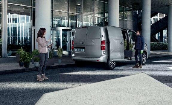 Peugeot Expert – Compact-uitvoering met een lengte van 4,60 m