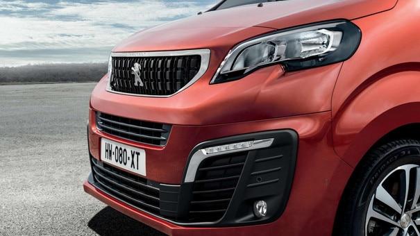Peugeot EXPERT COMBI – Verticale grille