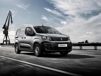 Nieuwe Peugeot Partner