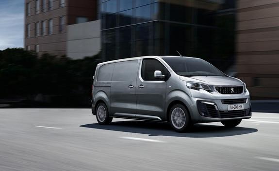 Peugeot Expert – Grip Control