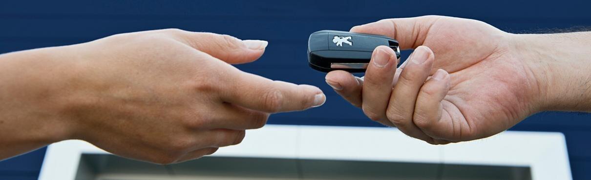 Mobiliteitsoplossingen voor uw Peugeot van de zaak