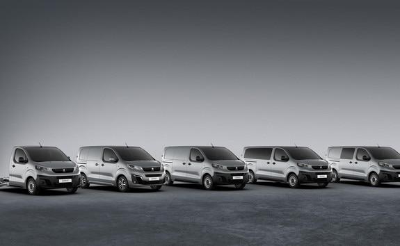Peugeot Expert – Altijd een Expert die aan uw eisen voldoet