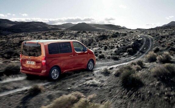 Peugeot EXPERT COMBI – Grip Control®