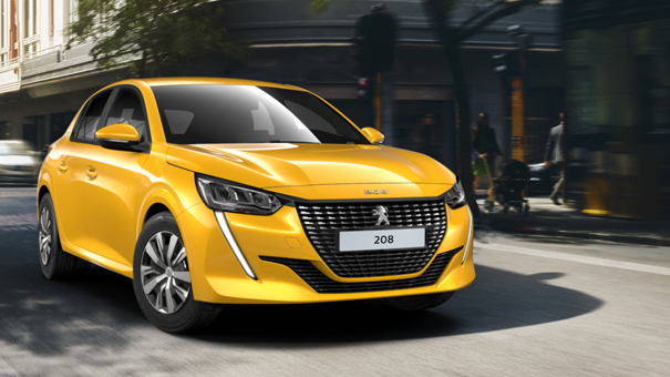 Nieuwe Peugeot 208 - Free2Move Lease