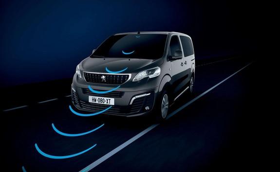 Peugeot EXPERT COMBI – Lane Departure Warning System