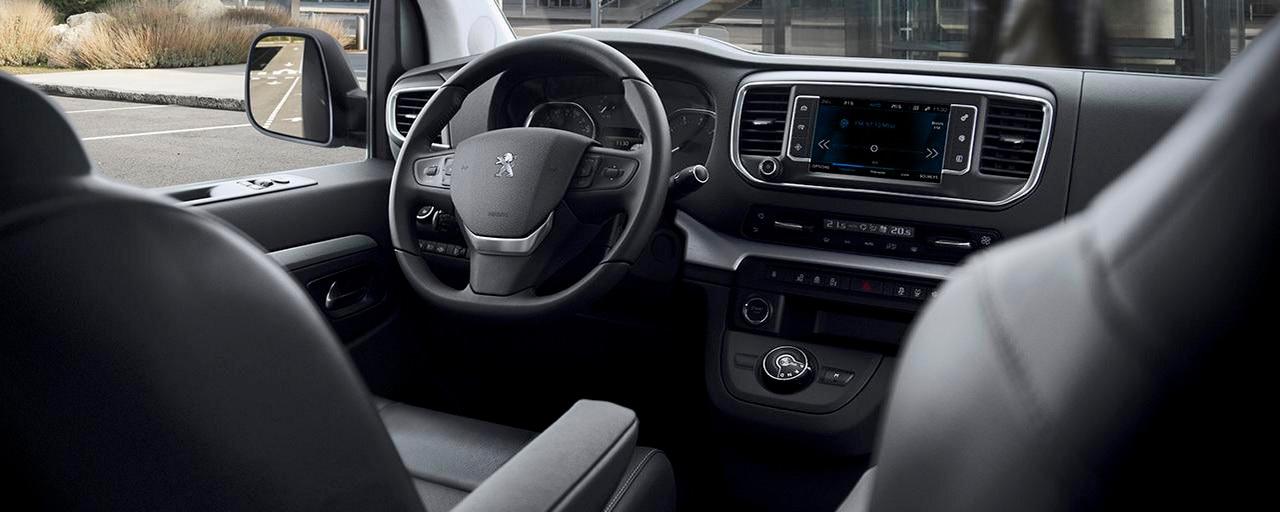 Peugeot EXPERT COMBI – Bestuurdersplaats