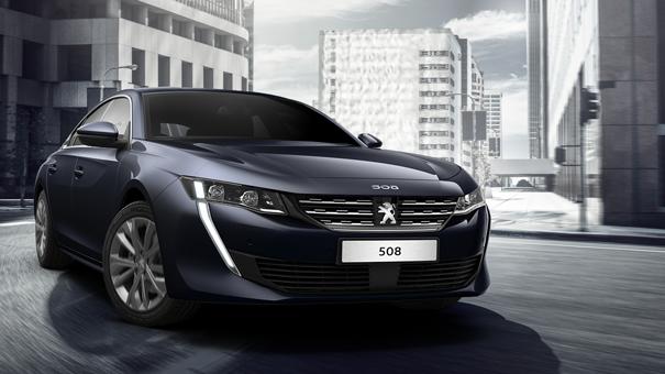 Peugeot 508 - Free2Move Lease