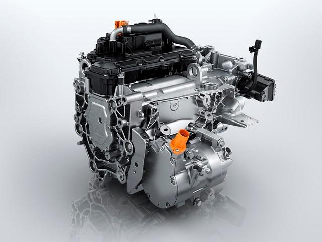 Nieuwe Peugeot e-EXPERT COMBI – Elektromotor