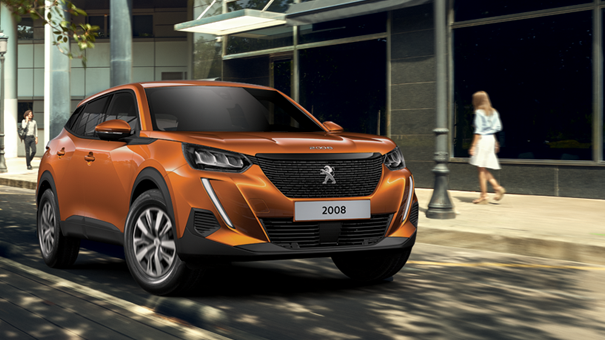 Peugeot 2008 SUV - Free2Move Lease