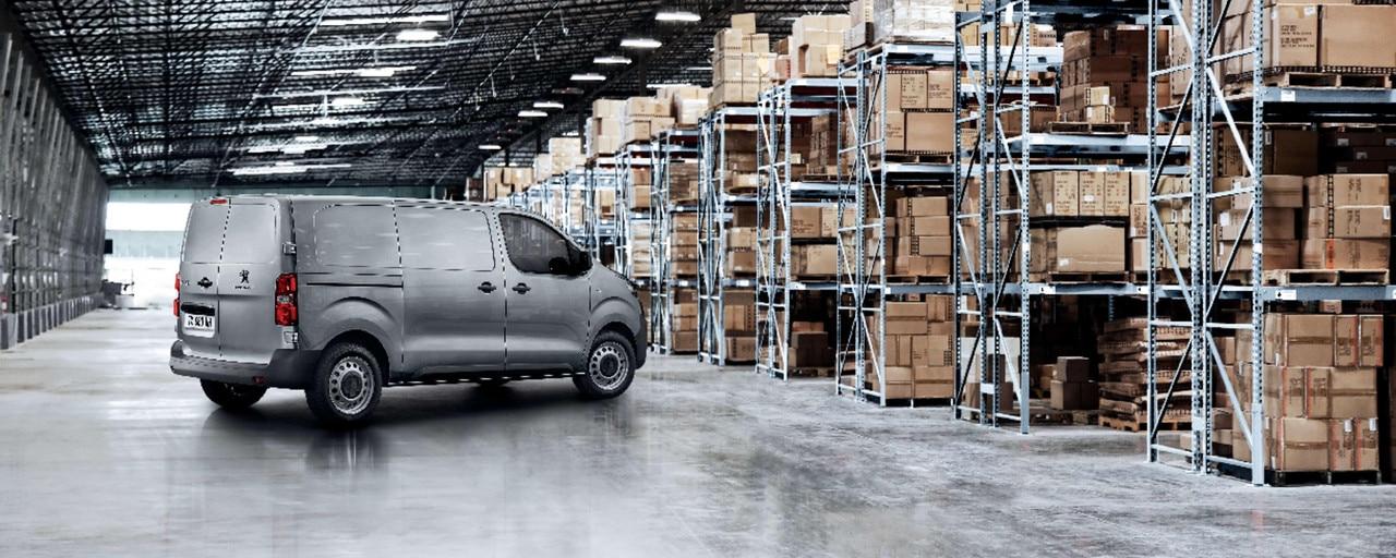 Peugeot Expert – Laadvolume