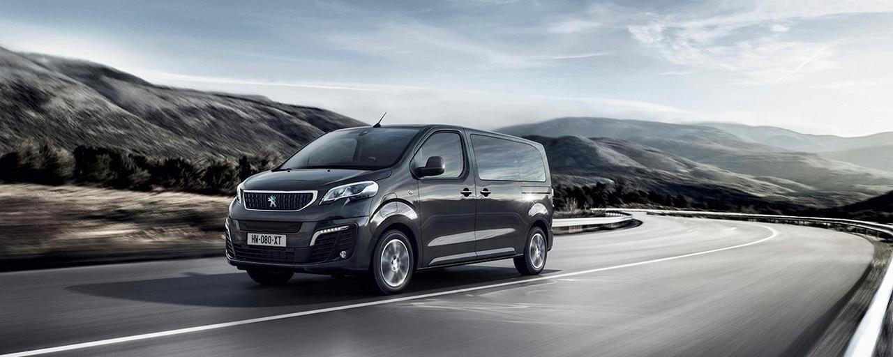 Nieuwe Peugeot e-EXPERT COMBI – Elegant en karaktervol design