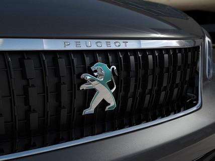 Nieuwe Peugeot e-EXPERT COMBI – Dichroïsche leeuw vóór