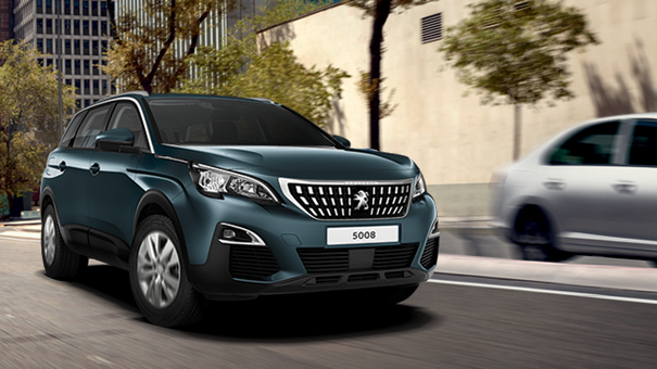 Peugeot 5008 SUV - Free2Move Lease
