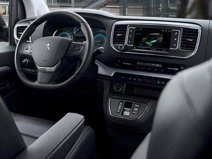 Nieuwe Peugeot e-EXPERT COMBI – Nieuwe cockpit
