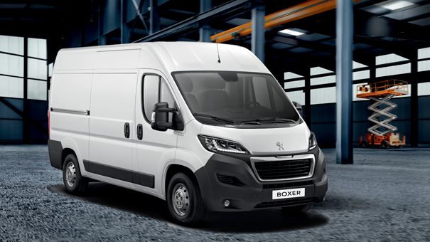 Peugeot Boxer - Free2Move Lease
