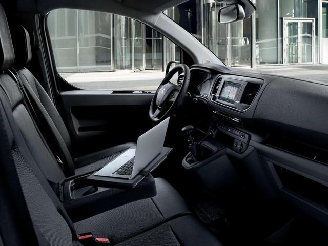 Peugeot Expert – Interieurdesign
