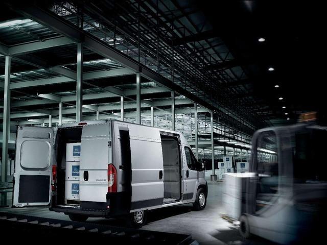 Peugeot Boxer -  laadcapaciteit