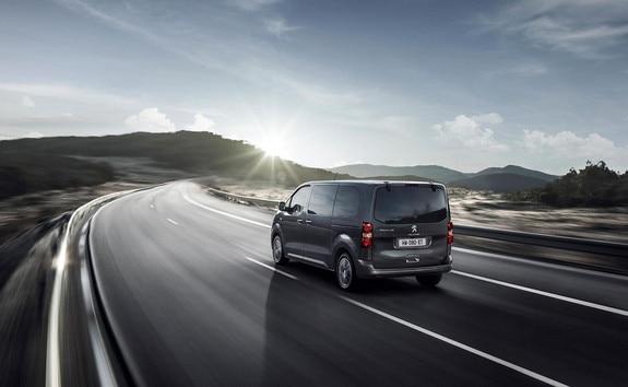 Nieuwe Peugeot e-EXPERT COMBI – 3 rijmodi