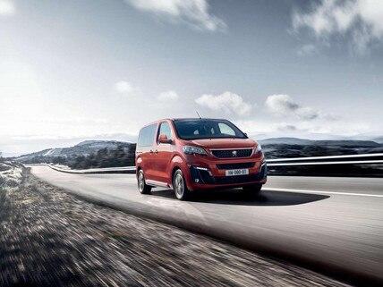 Nieuwe Peugeot e-EXPERT COMBI – Mobility Pass