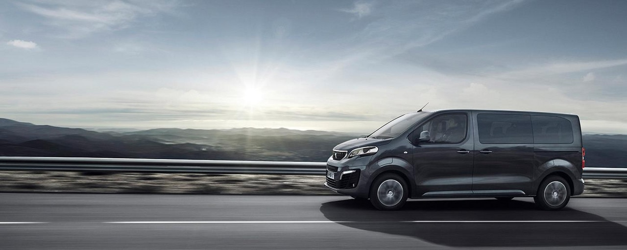 Nieuwe Peugeot e-EXPERT COMBI – Elektrische combispace