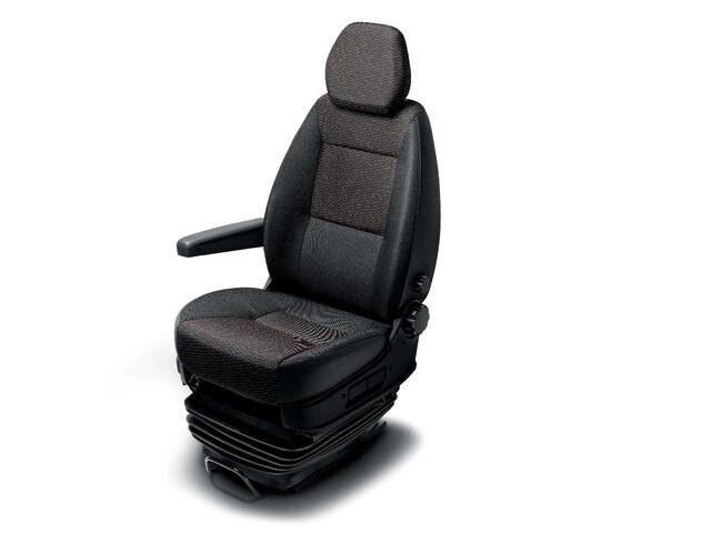 Peugeot Boxer -  design en comfort - bestuurdersstoel