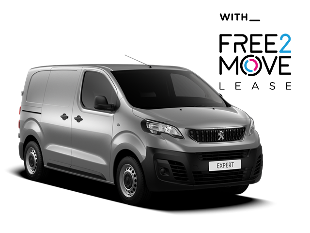 Peugeot Expert - Free2Move Lease