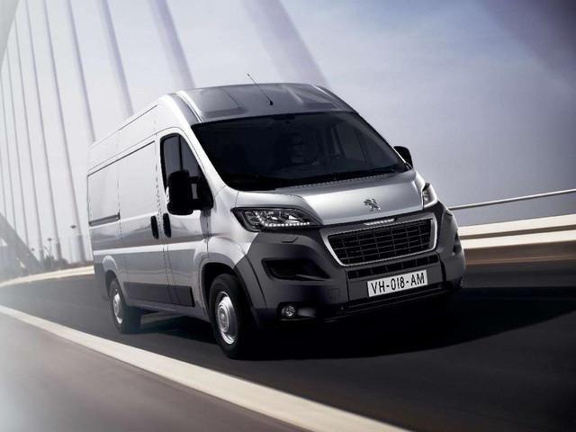 Peugeot Boxer -  technologie - veiligheid