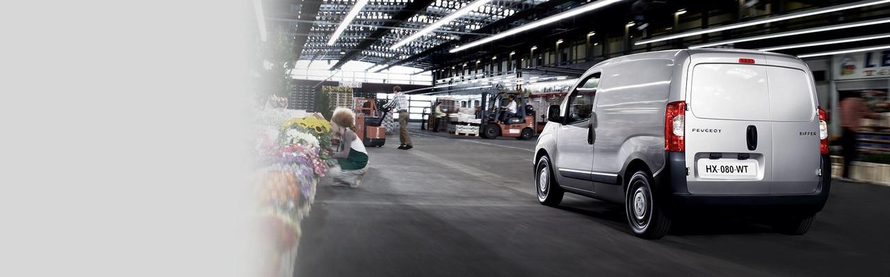 Peugeot Bipper - Compacte bedrijfsauto