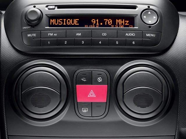 Peugeot Bipper - Compacte bedrijfsauto - Bluetooth® handsfree set