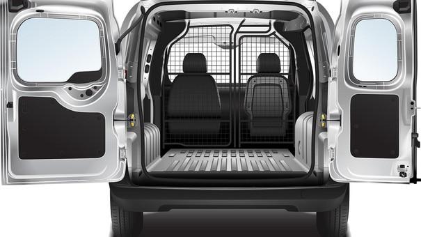 Peugeot Bipper - Compacte bedrijfsauto - achterdeuren
