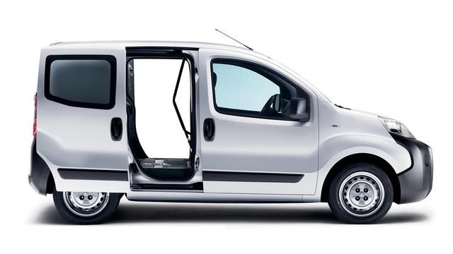Peugeot Bipper - Compacte bedrijfsauto - schuifdeuren